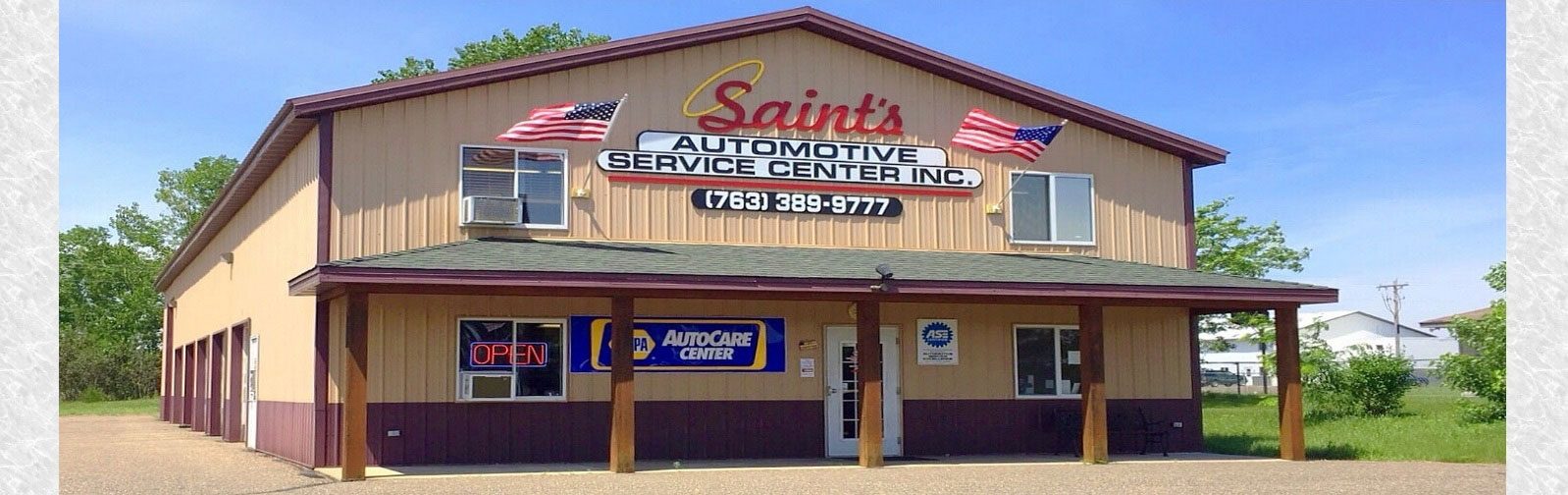 Saint's Automotive Service Center